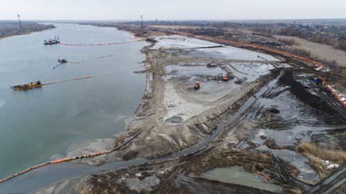 Для второго этапа строительства Багаевского гидроузла генподрядчика определят весной