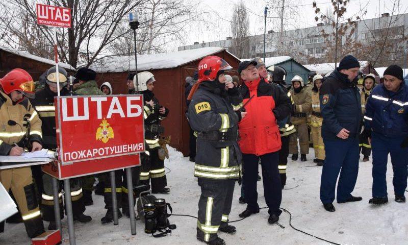 Подробный фоторепортаж с места взрыва дома на улице Хабарова