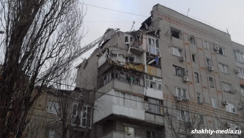 Срочная новость! Рано утром на улице Хабарова в г.Шахты прогремел взрыв. Погиб один человек (ФОТО,ВИДЕО)