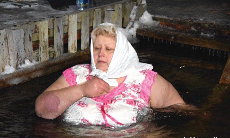 Крещенские купания в г.Шахты пройдут на пруду ХХ лет РККА