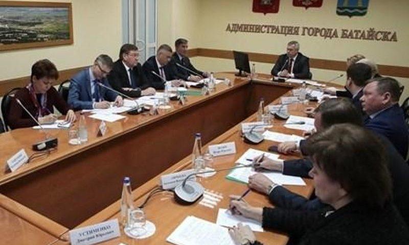 Обсудили вопросы реализации национального проекта по направлению «Образование»