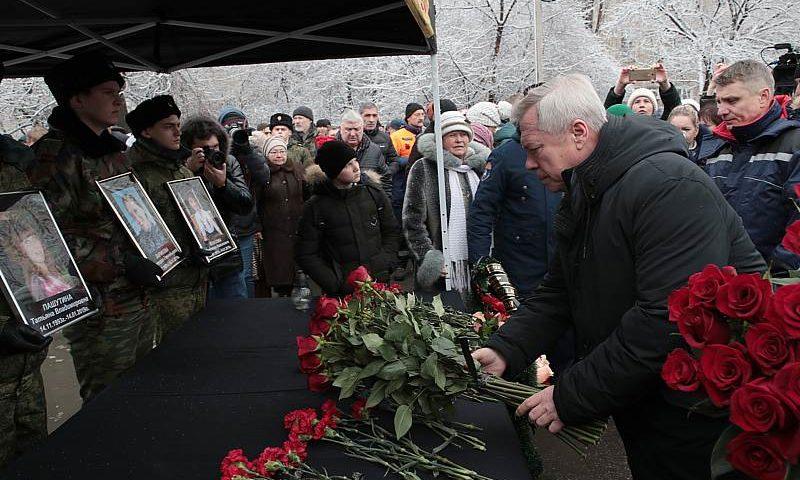 Василий Голубев выразил соболезнования родным и близким жертв ЧС
