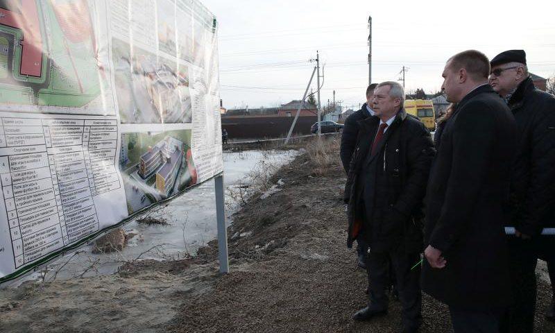 В Батайске будет построена новая школа на 600 мест