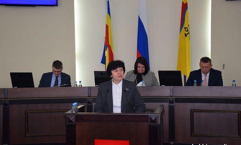 На 45-ом заседании городской Думы утверждены изменения в бюджет города на 2019 год