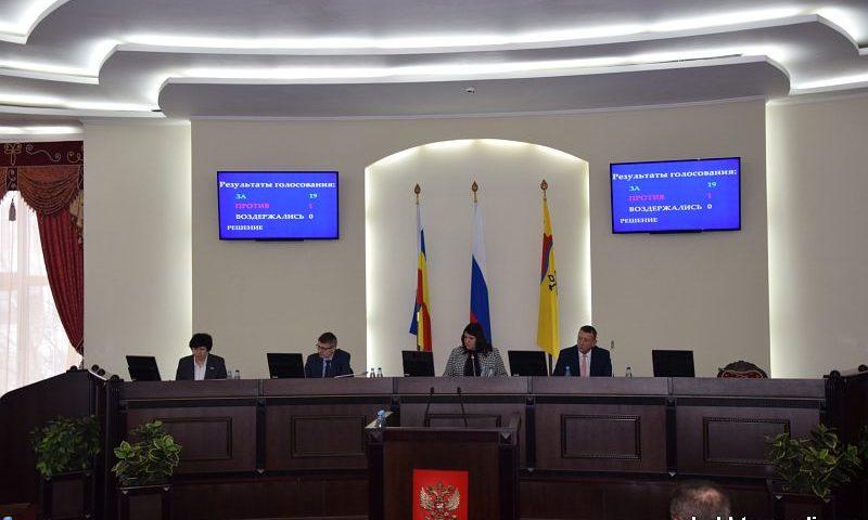 Дума г.Шахты рассмотрит присвоение звания «Почетный гражданин города» Ивану Теплинскому