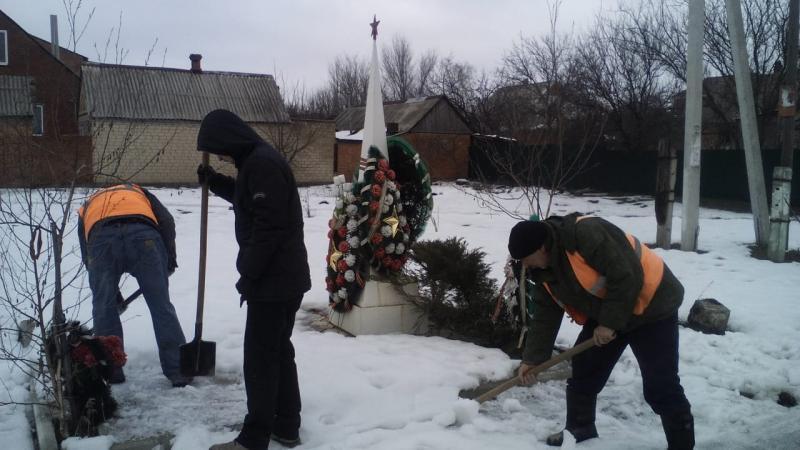 Город Шахты готовится к 76-й годовщине освобождения от немецко-фашистских захватчиков
