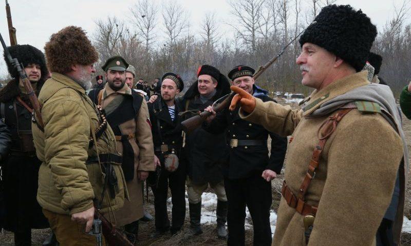 Дни памяти партизан-чернецовцев прошли на Дону в одиннадцатый раз