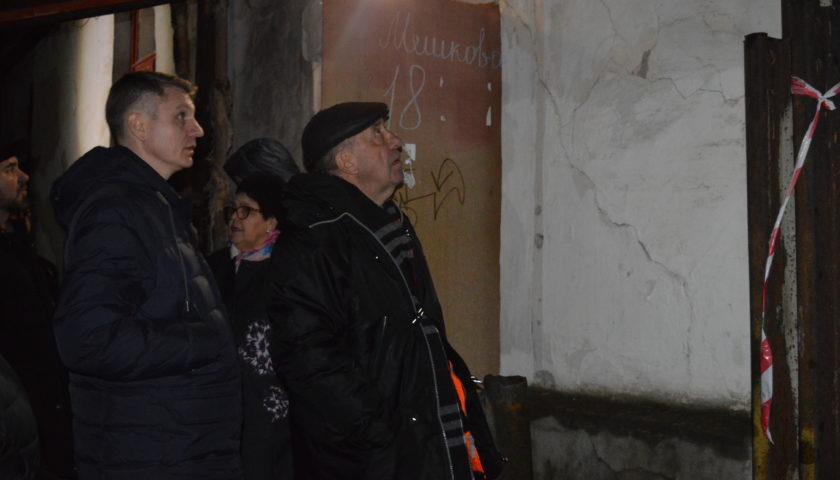 Город Шахты с рабочим визитом посетил  председатель Комиссии по ЖКХ, строительству  и дорогам Общественной палаты Российской Федерации Игорь Шпектор