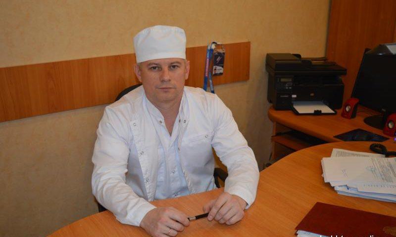Виталий Фомин стал главным врачом БСМП им. Ленина в г.Шахты