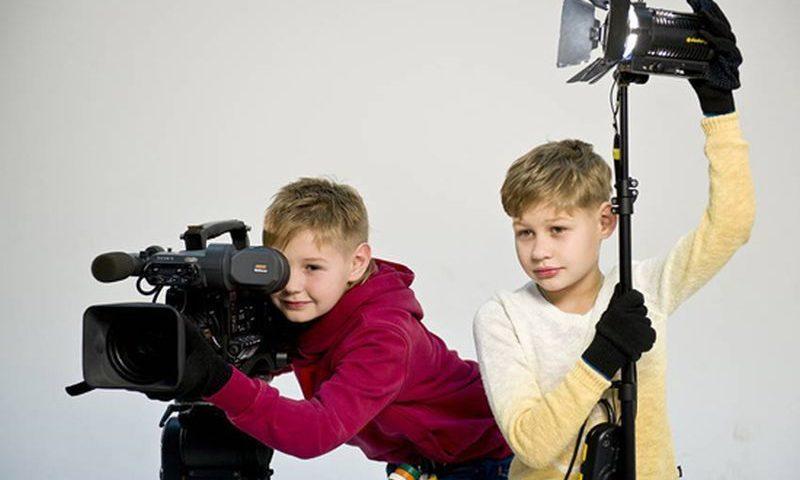Начались занятия детской киностудии в  Школе искусств города Шахты