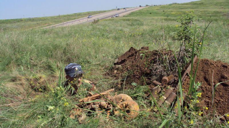 Более 20 взрывоопасных предметов обнаружено на территории Ростовской области с начала года