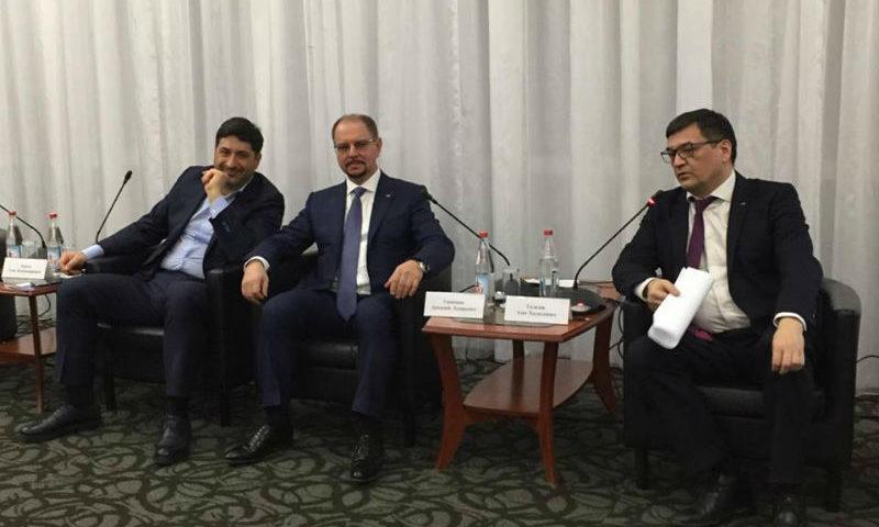 Шахтинец Аркадий Гершман избран председателем областной «Опоры России»