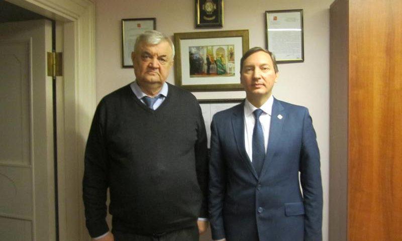 Епархиальный древлехранитель Илья Шарков награжден почетной грамотой за научные успехи