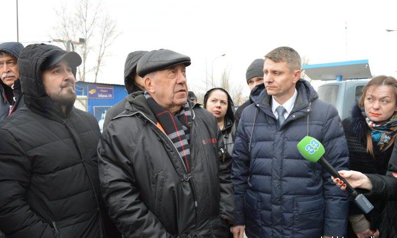Председатель Комиссии Общественной палаты РФ рассказал о своих впечатлениях от визита в г. Шахты
