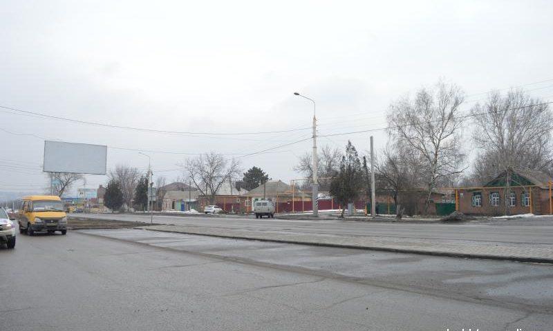 Улица  Маяковского г.Шахты будет капитально отремонтирована к концу года