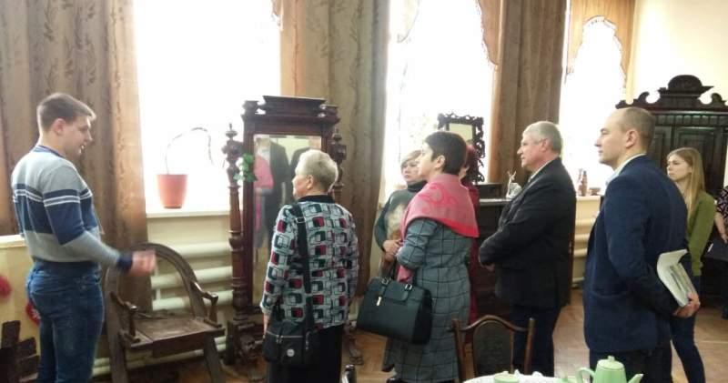 Первое заседание общественного совета ЦТО №1 прошло в Шахтинском краеведческом музее
