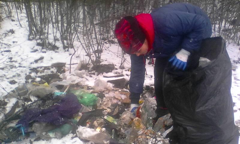 ЦТО №2 ликвидировал свалочный очаг на ул.Текстильная г.Шахты