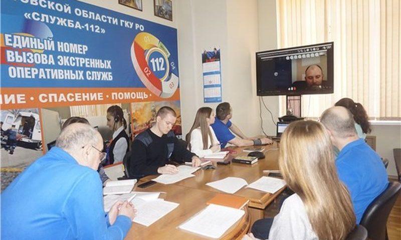 В Ростове-на-Дону обсудили проблемные вопросы построения  АПК «Безопасный город»