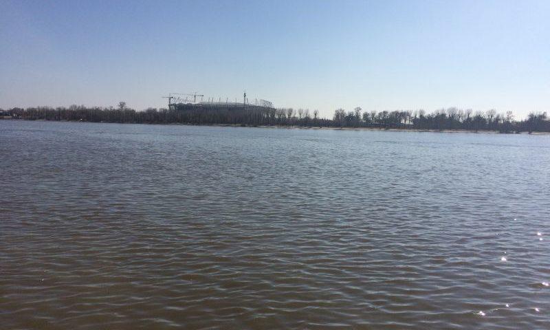 Подтопления  территорий на Дону не ожидается