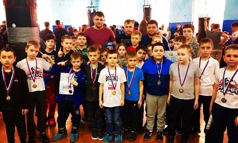 Шахтинские спортсмены  успешно выступили на турнире по кикбоксингу «Кубок Дона» г. Ростова -на -Дону