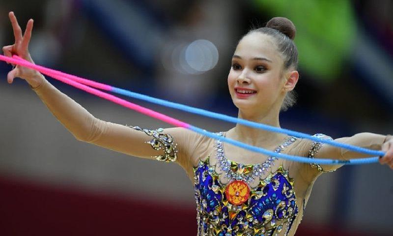 Шахтинская гимнастка завоевала два «золота» в Испании