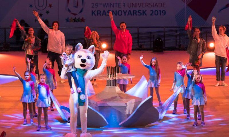 Россия побила свой рекорд по количеству медалей в Зимней универсиаде