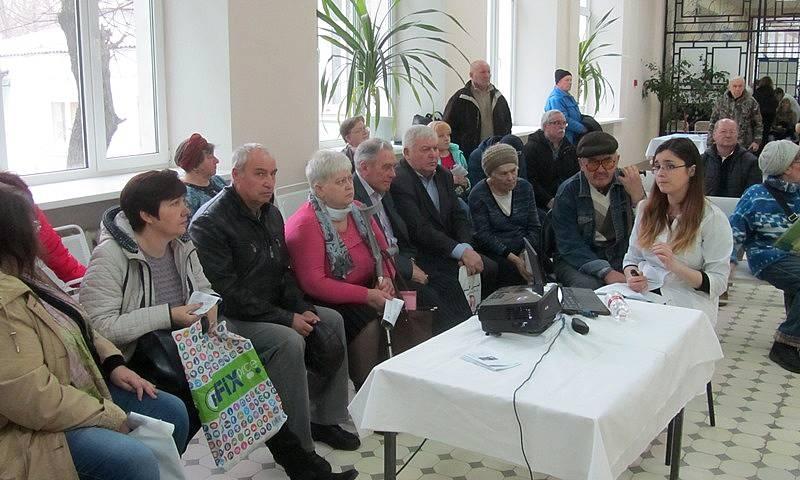 «Школа: восстановление после инсульта» приглашает шахтинцев на встречу