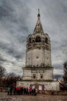 Колокольня Воскресенского войскового собора