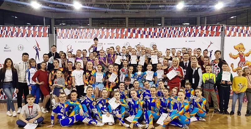 Шахтинская федерация акробатического рок-н-ролла вернулась домой с триумфальной победой