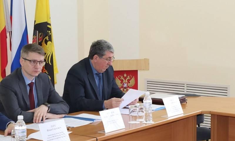Рабочая группа антинаркотической комиссии Ростовской области посетила город Шахты