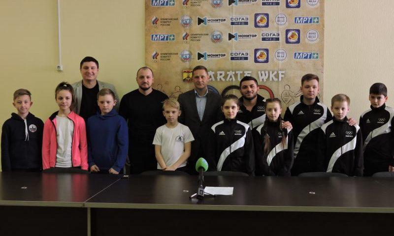 Детская команда сборной по каратэ г. Шахты поедет на Первенство России по каратэ среди юношей и девушек 12-13 лет