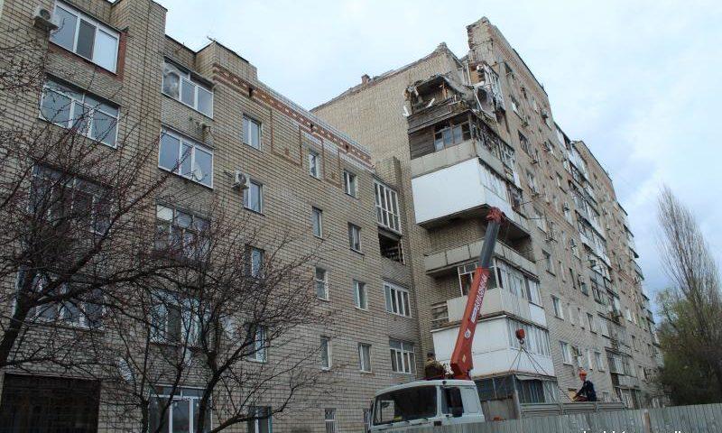 Срочная новость! Установлены двое подозреваемых в деле о взрыве бытового газа в доме по улице Хабарова г. Шахты