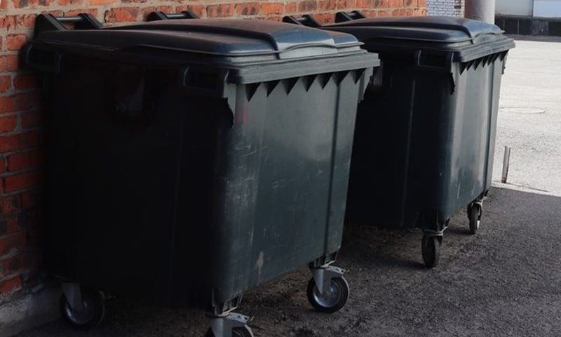454 контейнера для сбора мусора в Шахтах  планирует приобрести в апреле ООО «Экострой-Дон»