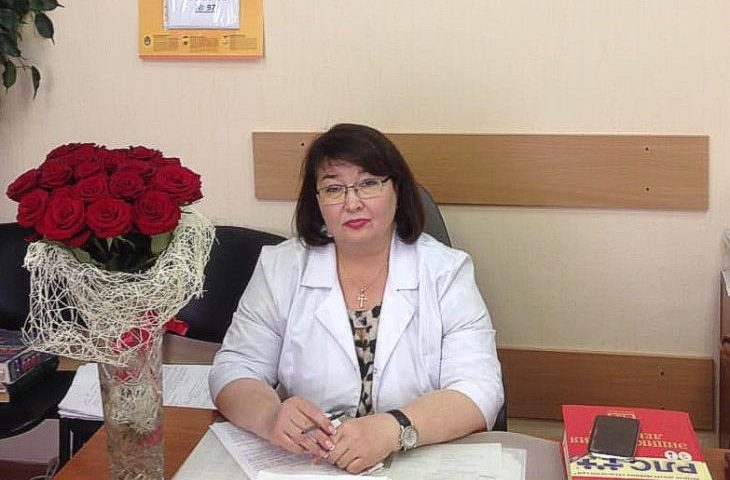 Ушла из жизни заместитель главного врача ЛРЦ №2 Елена Куклина