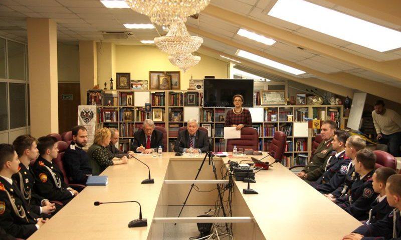 Донские кадеты стали призерами всероссийского конкурса сочинений