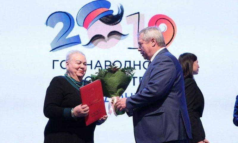 55 лет без малого составляет трудовой стаж Надежды Тихоновой