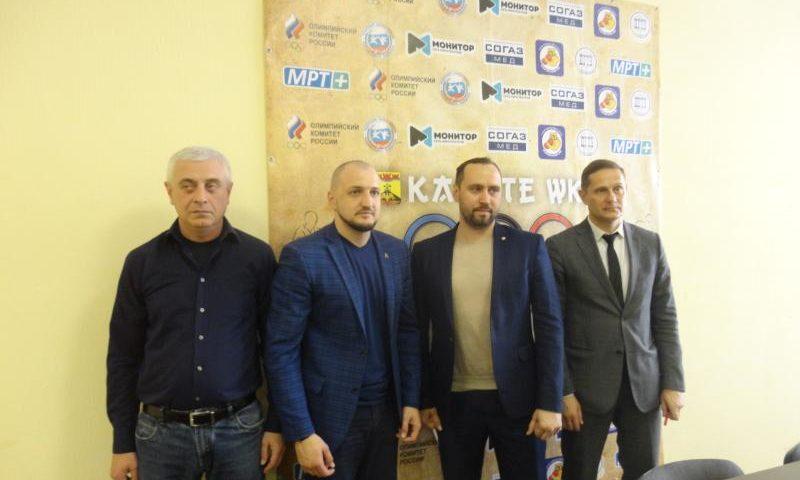 Серебряный призер чемпионата мира по олимпийскому каратэ WKF проведет семинар для шахтинских спортсменов
