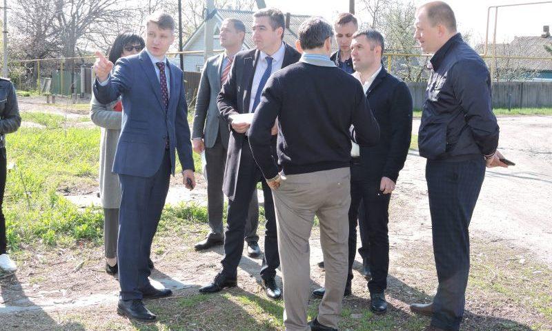 В Шахтах построят зал спортивной борьбы братьев Самургашевых