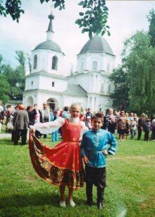 Храм в станице Старочеркасской