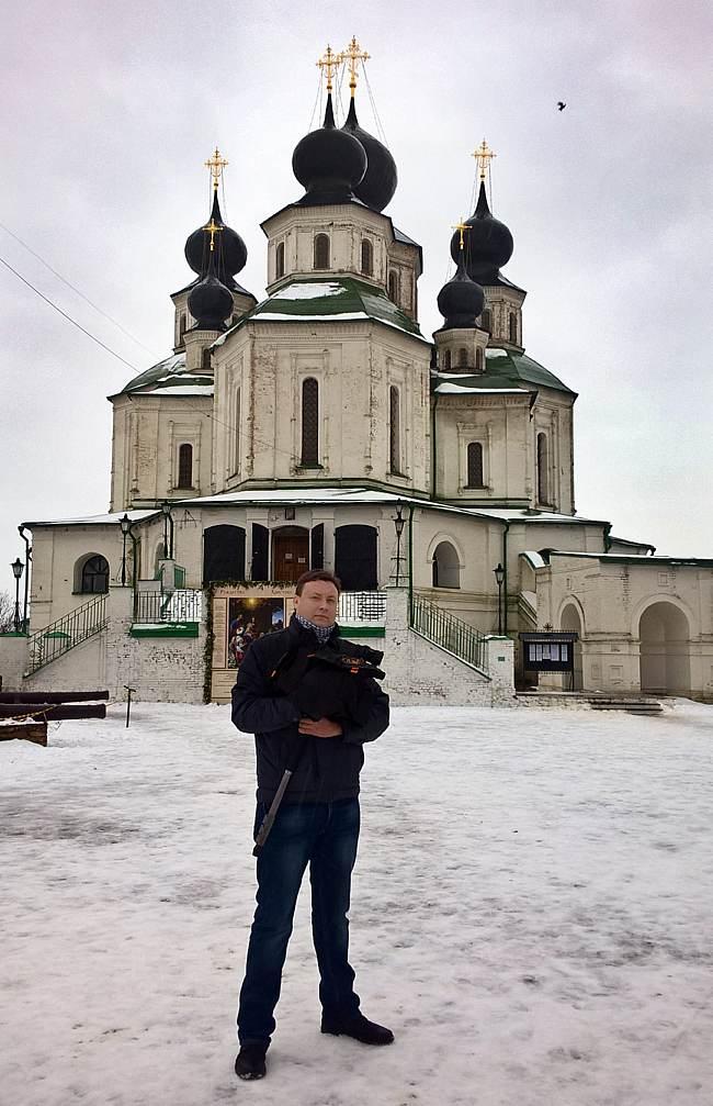 Каменный собор в станице Старочеркасская