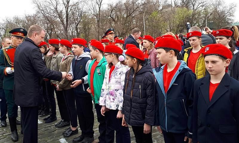 Областной день призывника в Новочеркасске посетили более 2,5 тысячи человек