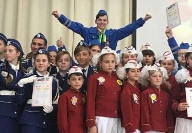 Команда школы № 21 «Пеший ход» города Шахты приглашена на  «Региональный сбор ЮИД – дела Дона! России!»