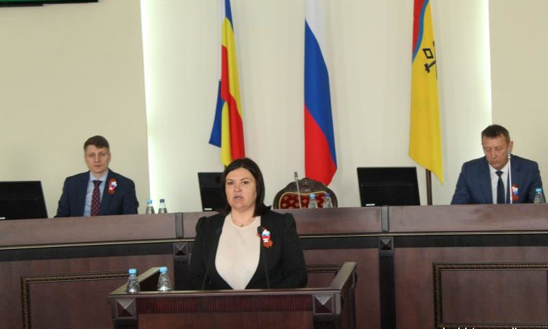 Депутаты утвердили отчет председателя городской думы – главы города Шахты Ирины Жуковой