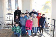 На колокольне Вознесенского собора