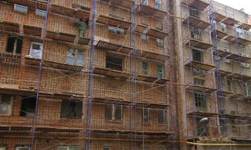 На Дону 1238 объектов жилого фонда ожидают капитального ремонта в этом году