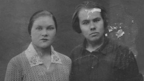 Детей легендарной подпольщицы Ольги Мешковой воспитала ее подруга Татьяна Шаповалова