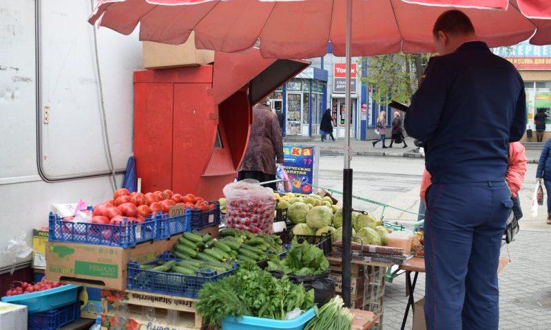 Штрафы за несанкционированную торговлю на Дону превысили миллион рублей
