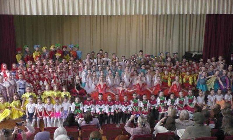 В Шахтах завершился конкурс юных дарований «Шахтинская весна» – 2019