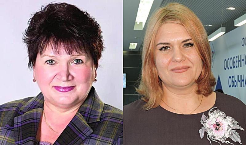 Шахтинки Надежда Соболева и Марина Важенина получили премию «Родительское спасибо»