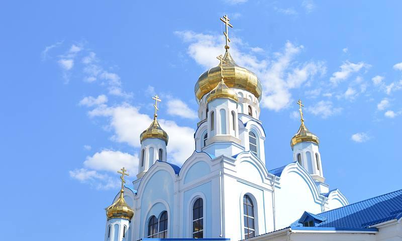 Сегодня шахтинцы отмечают праздник Казанской иконы Божией Матери